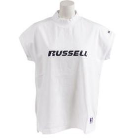【SALE開催中】【Super Sports XEBIO & mall店:トップス】【オンライン特価】 PR high neck 半袖Tシャツ RBL19S1006 WHT