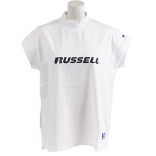 【SALE/送料無料】【Super Sports XEBIO & mall店:トップス】【オンライン特価】 PR high neck 半袖Tシャツ RBL19S1006 WHT