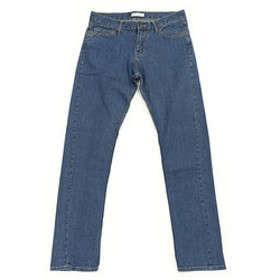 【Super Sports XEBIO & mall店:パンツ】ACPU スリムストレートデニムパンツ 871C5EA6226IBLU