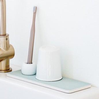 水はねをキャッチする洗面台吸水トレイの会 フェリシモ FELISSIMO【送料:450円+税】
