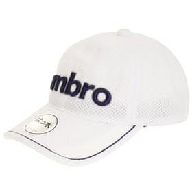 【Super Sports XEBIO & mall店:帽子】ジュニア ベーシックはっ水キャップ UJS2700J WHT