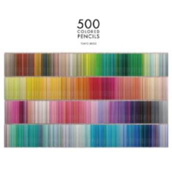 500色の色えんぴつ TOKYO SEEDS フェリシモ FELISSIMO【送料:450円+税】