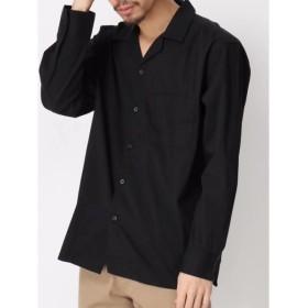 [マルイ]【セール】WEGO/ストレッチブロードオープンカラーシャツ/ウィゴー(メンズ)(WEGO)