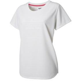 【Super Sports XEBIO & mall店:トップス】サイクルエア半袖Tシャツ 864D8HD5645 WHT