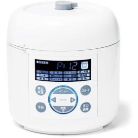 ボタンひとつで簡単調理 魔法のコンパクト電気圧力鍋 フェリシモ FELISSIMO【送料無料】