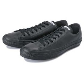 SALE開催中【ABC-MART:シューズ】32143487 LEA ALL STAR OX BLACK_MONO 483603-0001