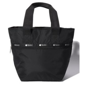 【LeSportsac:バッグ】SMALL ELLE TOTE/オニキス