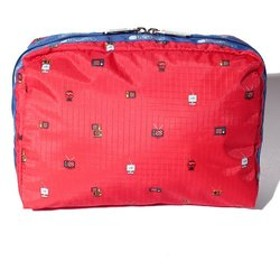 【LeSportsac:財布/小物】EXTRA LARGE RECTANGULAR COSMETIC/サイファイ