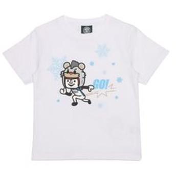 【ランドリー:トップス】キッズ 北海道日本ハムファイターズ×LaundryコラボTシャツ
