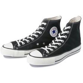 【ABC-MART:シューズ】32067961 CANVAS ALL STAR J HI BLACK 513735-0001