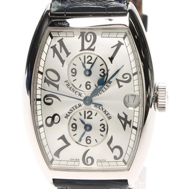 timeless design e54b6 8dd03 フランクミュラー 時計 5850MB 自動巻き FRANCK MULLER メンズ ...