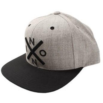 【Super Sports XEBIO & mall店:帽子】EXCHANGE SNAPBACK HAT HEATHER GRAY/BLACK NC2066671-00