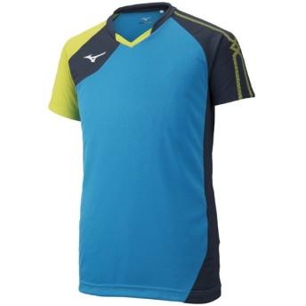 MIZUNO(ミズノ) ゲームシャツ(半袖) バレーボール アパレル ユニセックス 男女兼用 V2MA900124