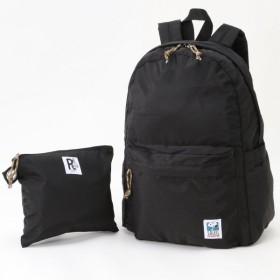 バッグ カバン 鞄 レディース リュック スヌーピー軽量リュック/ピーナッツ カラー 「ブラック」