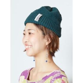 帽子全般 - チャイハネ 【チャイハネ】手編みシンプルニットキャップ