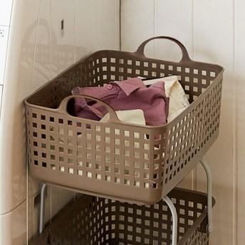 特価 ランドリーバスケット 洗濯かご スタッキングトップ like−it ライクイット ( 洗濯 かご バスケット )