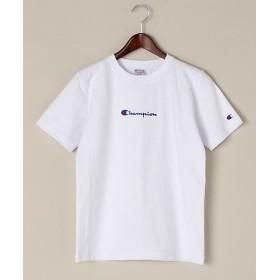 <Champion/チャンピオン> Tシャツ(C3-M304) 010ホワイト【三越・伊勢丹/公式】