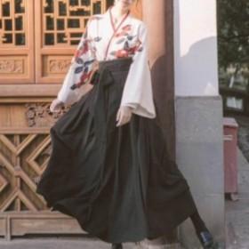 着物 和装 和服 袴 コスチューム ハロウィン イベント コスプレ衣装 クリスマス 仮装 誕生日 変身 ギフト パーティー レディース