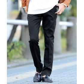 【9%OFF】 ジギーズショップ TRストレッチスリムスラックスパンツ メンズ ブラック XL 【JIGGYS SHOP】 【タイムセール開催中】
