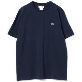 ビームス メン LACOSTE / コットン クルーネック Tシャツ メンズ 166NAVY 3 【BEAMS MEN】