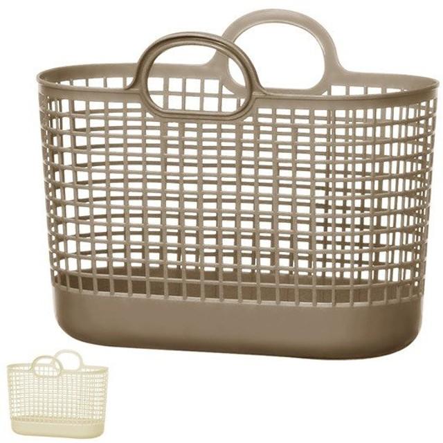 特価 ランドリーバスケット 洗濯かご タウンバスケット like−it ライクイット ( 洗濯 かご バスケット )