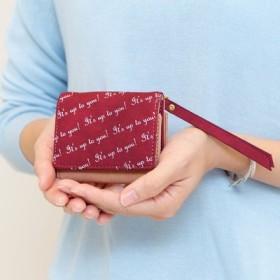 心弾む♪ マカロンカラーのキーリング付き手のり財布の会 フェリシモ FELISSIMO【送料:450円+税】
