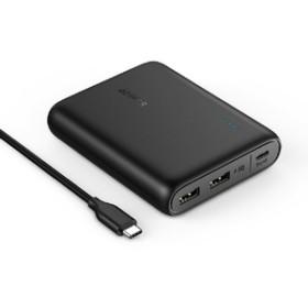 アンカーモバイルバッテリー 13000mAhPowerCore 13000 USB-CブラックA1216011-9