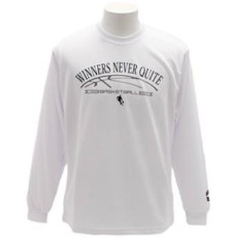 新規会員登録で3,000円OFF!【Super Sports XEBIO & mall店:スポーツ】ドライプラス Winners never quite Tシャツ 751G8ES8718 WHT