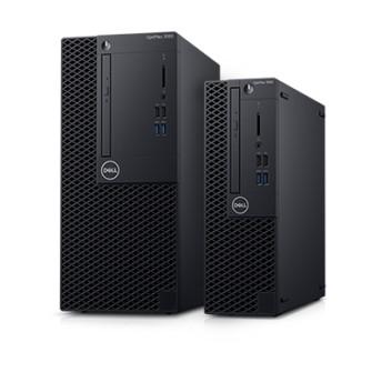 【Dell】New OptiPlex3060 スモールシャーシ ベーシックモデル(大容量HDD、モニター付)