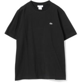 ビームス メン LACOSTE / コットン クルーネック Tシャツ メンズ 031BLACK 3 【BEAMS MEN】