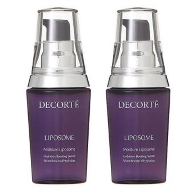 コーセー コスメデコルテ COSME DECORTE モイスチュアリポソーム 化粧液 40mL 2個セット 美容液・ジェル
