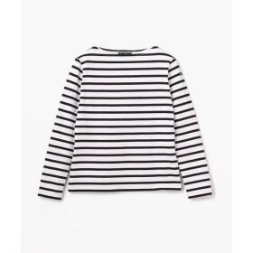 TOMORROWLAND / トゥモローランド Le minor マリンボーダーバスクシャツ