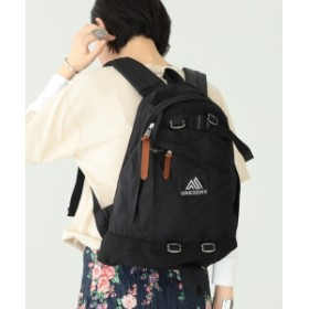GREGORY / FINE DAY レディース リュック・バックパック BLACK ONE SIZE