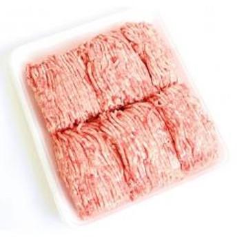 【大型】国産豚挽肉(解凍)900g