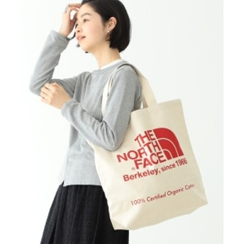 THE NORTH FACE / オーガニック コットン トートバッグ レディース トートバッグ RED ONE SIZE