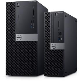 【Dell】OptiPlex7060 スモールシャーシ プレミアムモデル(大容量メモリー)