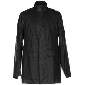 《セール開催中》RICK OWENS メンズ ライトコート ブラック 46 コットン 100%