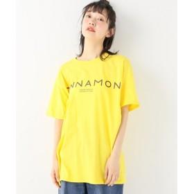 BOICE FROM BAYCREW'S THEATRE PRODUCTS ベジタブルTシャツ(CINNAMON) イエロー フリー