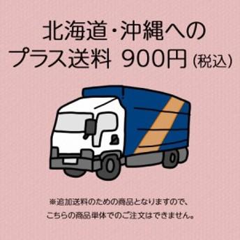 北海道・沖縄へのプラス送料 900円(税込) ※設定上、商品金額10円+送料890円とさせて頂いております