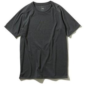 ノースフェイス(THE NORTH FACE) ショートスリーブカラーヘザードMATシャツ  NT81576 KF (Men's)