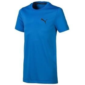 販売主:スポーツオーソリティ プーマ/キッズ/ACTIVE SS エッセンシャル Tシャツ レディース インディゴ 130CM 【SPORTS AUTHORITY】
