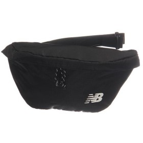ニューバランス(New Balance) ウエストバッグ ブラック JABP9249 BK ウエストポーチ ヒップバッグ ボディバッグ 鞄