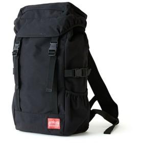 マンハッタン ポーテージ Deco Backpack ユニセックス Black L 【Manhattan Portage】