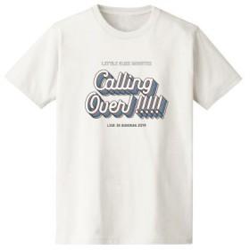 Little Glee Monster/Calling Over Tシャツ半袖編/ツアーT/ホワイト/XL
