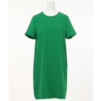カルバン・クライン ウィメン(Calvin Klein women)/【2019SS インポート企画】クルーネックTシャツ ワンピース