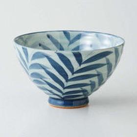 西海陶器 内外芦絵 飯碗 特大 99624 3個 (直送品)