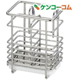 Karari+ワイヤー 箸立て 小 珪藻土トレー付 HO1866 ( 1セット )/ Karari