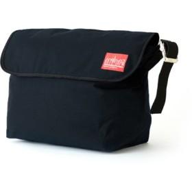 マンハッタン ポーテージ Vintage Messenger Bag ユニセックス Black L 【Manhattan Portage】