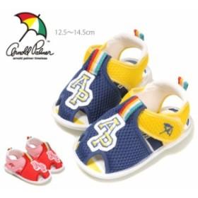 【送料無料】Arnold Palmer アーノルドパーマー キッズ用サンダル AP4113 ベビーシューズ スニーカー 靴 くつ 子供 子ども No.sh0698