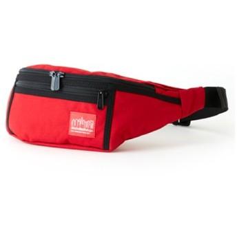マンハッタン ポーテージ Alleycat Waist Bag ユニセックス Red XS 【Manhattan Portage】
